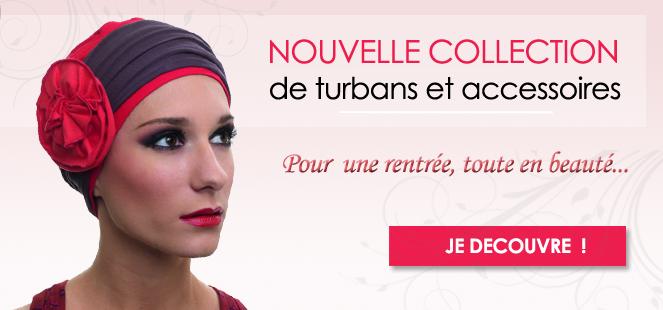 nouveautés turbans