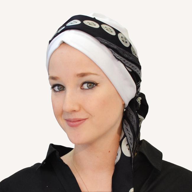 Les 10 astuces pour nouer son foulard d7ccdb9455c