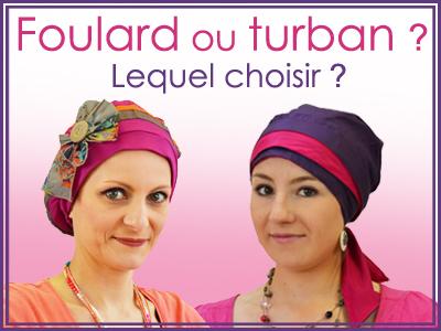 foulard ou turban ?
