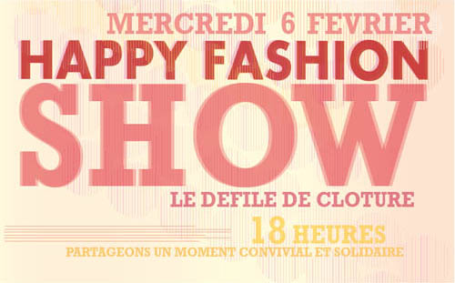 Défilé Happy Fashion Show