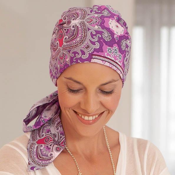 foulard bandana amaryllis