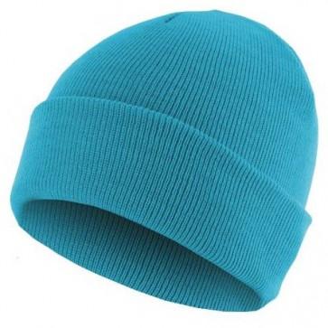 Bonnet homme Basic Flap - Turquoise - Masterdis