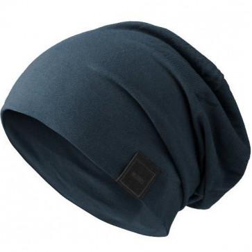 Bonnet Jersey sans couture pour homme - Bleu marine