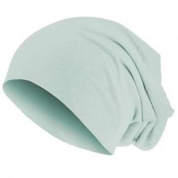 Bonnet sans couture - Bleu glacial