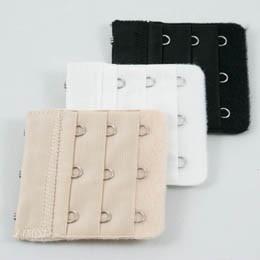 Extensions de soutien gorge 3 crochets