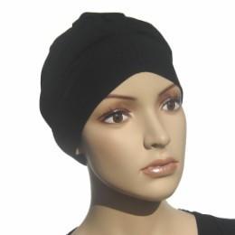 Bonnet Lycra Lisa Noir
