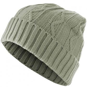 Bonnet chaud Homme Cable - Beige - Masterdis