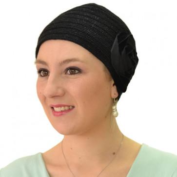 Bonnet chimio épais Cuffia - Noir - Complit