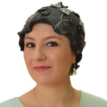 Bonnet chimio Termolana - Gris - Complit