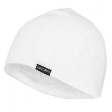 Bonnet Basic en acrylique - Urban Classics-Blanc