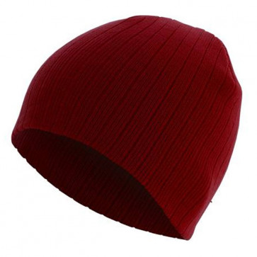 Bonnet Homme Regular Rouge- Masterdis