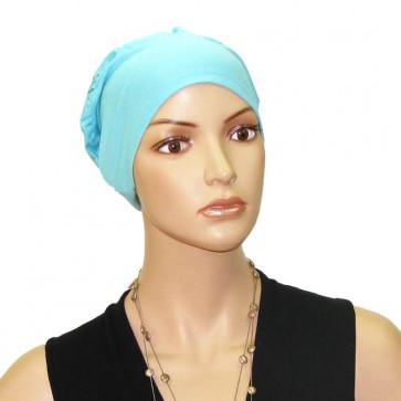 Bonnet Charmille Turquoise