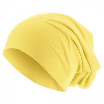 Bonnet sans couture - Vanille