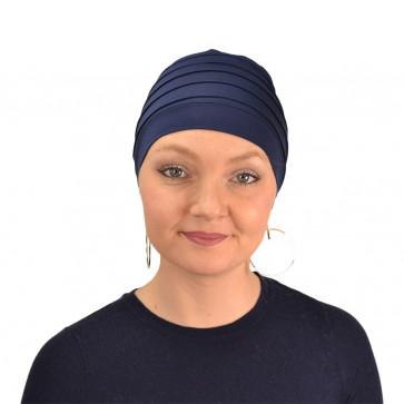 Bonnet bambou LOLA - Bleu Marine - MM Paris