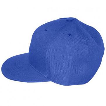 casquette-homme-snapback-masterdis-bleu