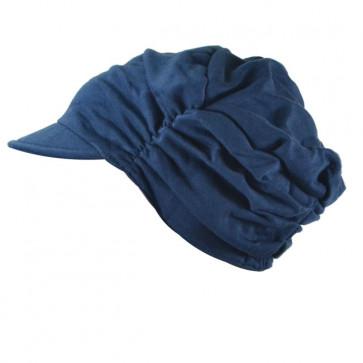 Casquette en tissu Regor - Latifa - marine