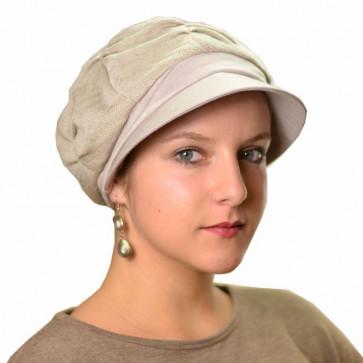 Casquette Sirima beige