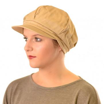 Casquette Lima beige - Seeberger