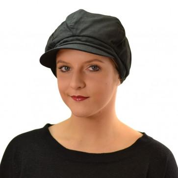 Casquette Lima noire - Seeberger