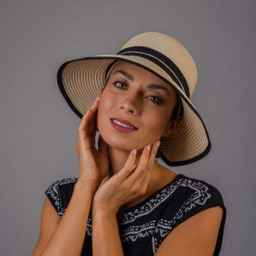 Chapeau Morgane - MM Paris-Beige