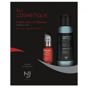 Coffret Aide à la repousse - 1 shampoing + 1 reconstituant