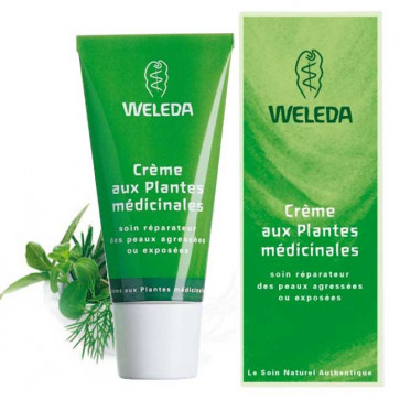 Crème aux plantes médicinales - Weleda