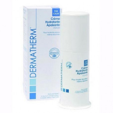 Crème hydratante apaisante - Purcalm - DERMATHERM