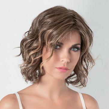 Perruque mi longue 100% fait main Eclat - Hair Society - Classe II