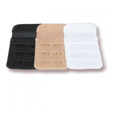 Extensions de soutien gorge 2 crochets