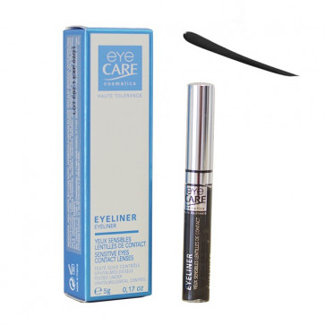 Eyeliner liquide Haute tolerance - Noir - Eye Care