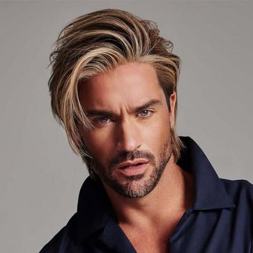 Perruque homme Fashion Cut Lace Part - Gisela Mayer - Classe I