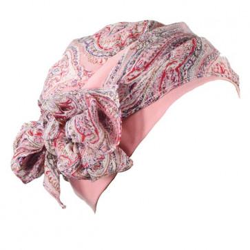Foulard préformé Nashota - Latifa - Rose