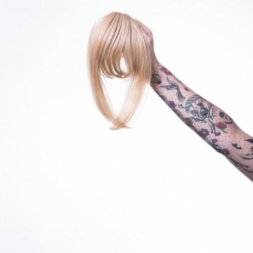 Frange raide Brigitte - Les Franjynes - blond doré  - LPP 1296971