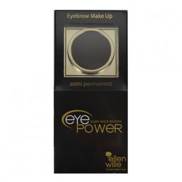 Kit maquillage semi permanent sourcils - Noir - Ellen Wille