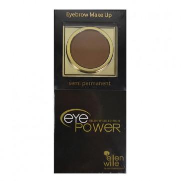 Kit maquillage semi permanent sourcils - Marron - Ellen Wille