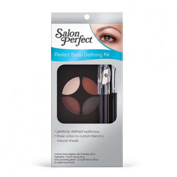 Palette de maquillage pour sourcils - Salon Perfect