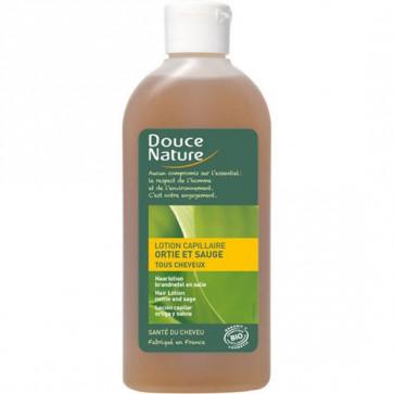 Lotion capillaire Ortie et Sauge 200 ml - Douce Nature
