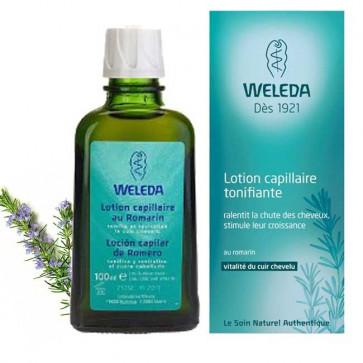 Lotion capillaire au romarin - Weleda