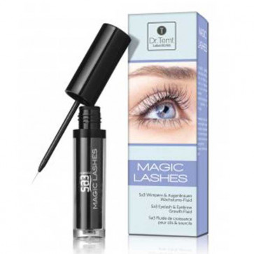 Magic Lashes - Sérum actif repousse des cils et sourcils - Dr Temt