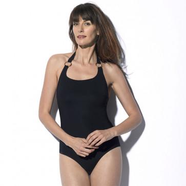 Maillot de bain une pièce pour prothèse mammaire - Carmen - Marli Paris