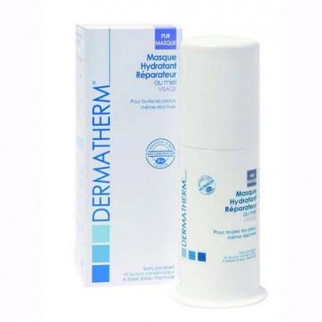 Masque hydratant réparateur PurMasque - DERMATHERM