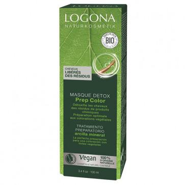 Masque préparateur coloration - Logona