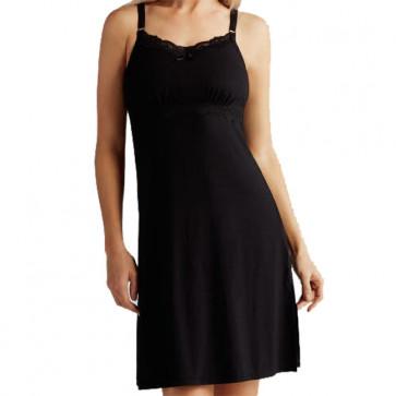Chemise de nuit Noire - 44124 - Amoena