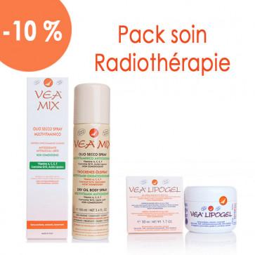 Pack soin Radiothérapie - 1 VEA Mix + 1 VEA Lipogel