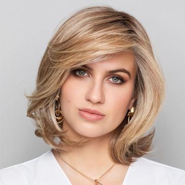 Perruque 100% fait main Nature Page Mono Lace Deluxe - Gisela Mayer