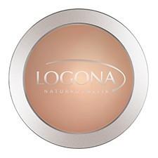 poudre compacte n°3 soleil doré Logona
