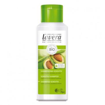 shampoing bio lait amande hair lavera