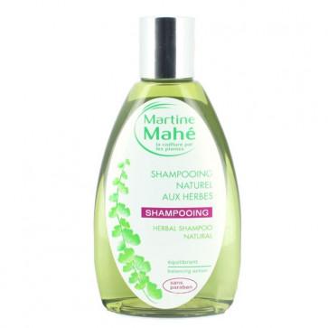 Shampoing naturel aux herbes - Martine Mahé