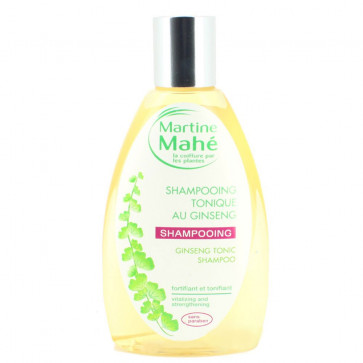 Shampoing tonique au ginseng - 200ml - Martine Mahé