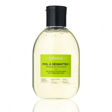 Shampoing doux apaisant - Poil à Dégratter ! - Indemne